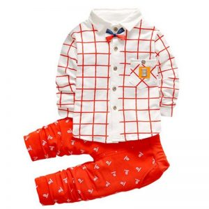 6e7c8ff5d003 1-5 years baby boy Lining shirt pants Spring Summer islamabad online shop