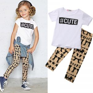 1-6 years play girl style trendy girls(kids) clothing t-shirt + funky tights Islamabad online shop
