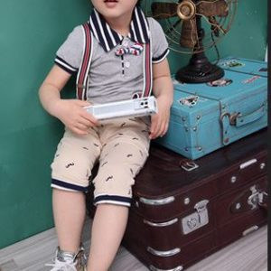 1-7 years baby boys(kids) fashion suspenders outfit toddlers trend Islamabad online shop