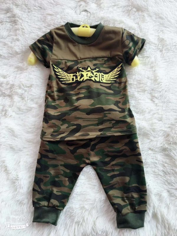Army Dresses for kids