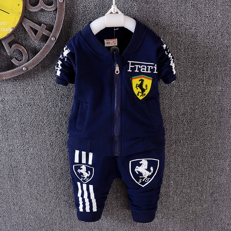 da0d38b7b838 1-5 years boys formal outfit baby 2pcs - Islamabad Online Store